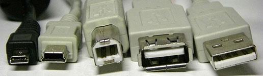 Типы USB кабелей - как выбрать