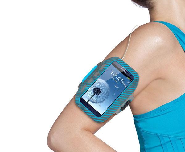 Наручный чехол для Galaxy S3. Belkin EaseFit Plus. Обзор - мобильные аксессуары для фитнеса