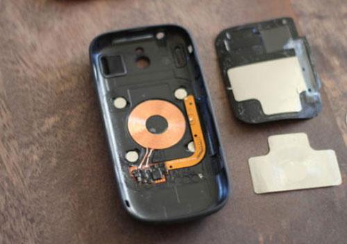 Беспроводная зарядка для смартфона Samsung Galaxy S3 - как сделать своими руками - инструкция