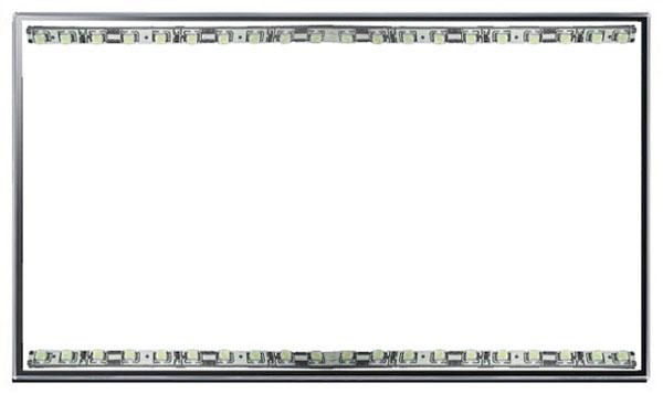 Верхняя и нижняя светодиодная подсветка экрана телевизора - плюсы и минусы - ремонт - Как выбрать хороший LED LCD телевизор