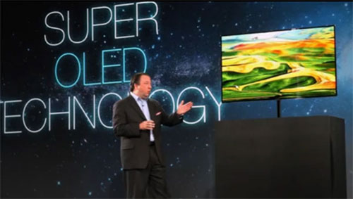 OLED телевизор LG 55EM9700 - обзор - цена - продажа