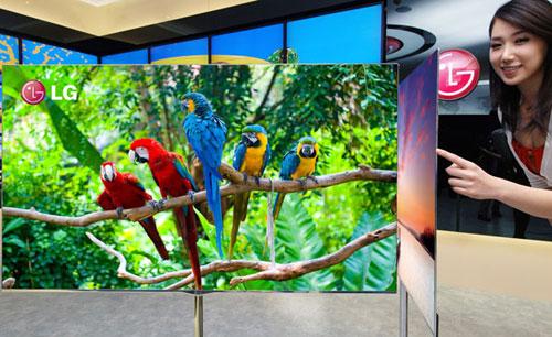 OLED телевизор LG. Обзор. Продажа