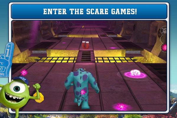 Университет монстров для Андроид - игра по фильму - Скачать - как выиграть