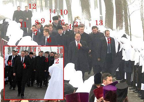 Президент Украины усиливает охрану