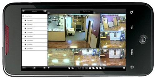 iPhone для охраны и видеонаблюдения - как настроить