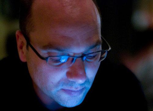 История Android: Энди Рубин