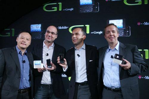 История Android: первый смартфон на Анроид
