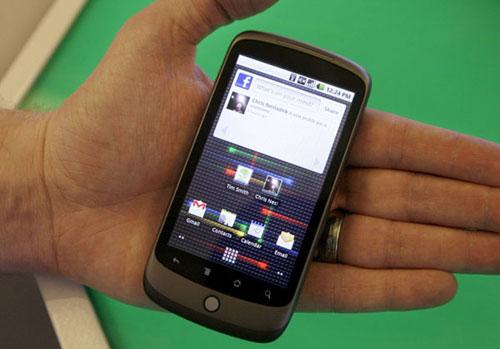 История Android - Nexus One - обзор
