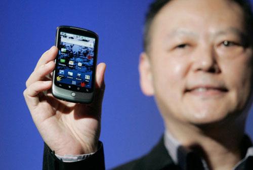 История Android - смартфон Nexus One - обзор