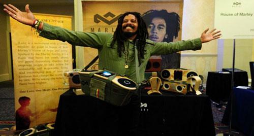 Портативные м экологичные аудиосистемы House of Marley