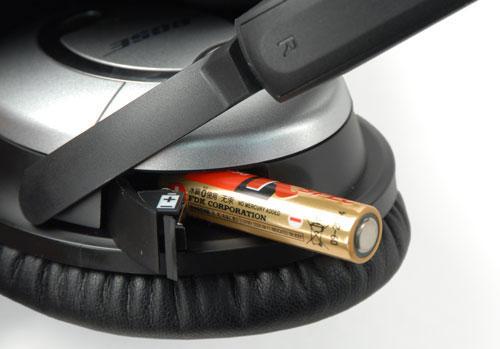 Как заменить батарейки в наушниках Bose QuietComfort - инструкция