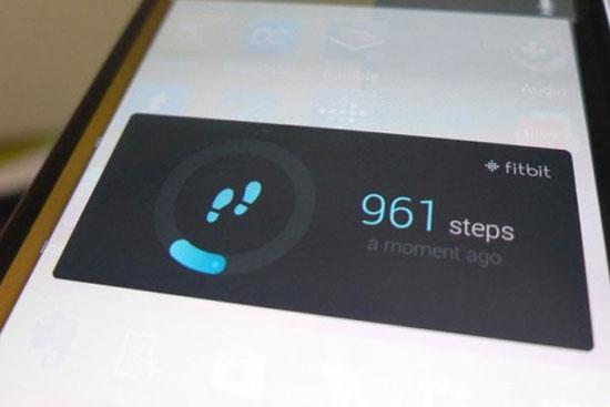 Как настроить фитнес трекер Fitbit в смартфоне HTC One M8 - инструкция - скачать приложение