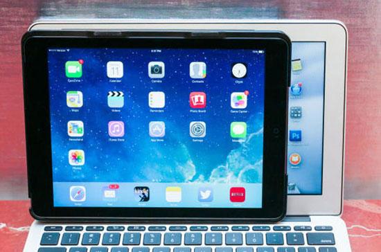 MacBook Air против iPad Air - какой лучше - сравнить - обзор
