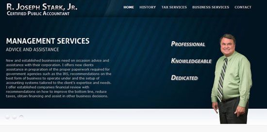 Персональный сайт для специалиста - резюме - профессионал - карьера