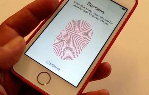 Как настроить сканер отпечатка пальца в iPhone 5S - инструкция