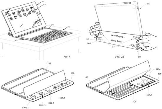 Фирменная Smart Cover для iPad с клавиатурой - цена - обзор - где купить