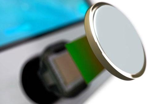 Сканер отпечатка пальца на iPad 5 - Купить в iStore.ua