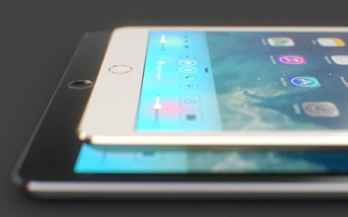 Сенсор отпечатка пальца на iPad Mini 2 - купить в iStore.ua