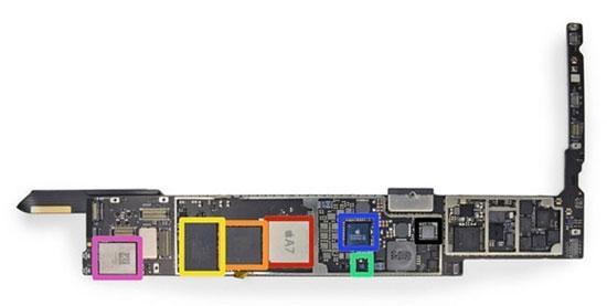Почему iPad Air такой тонкий и легкий