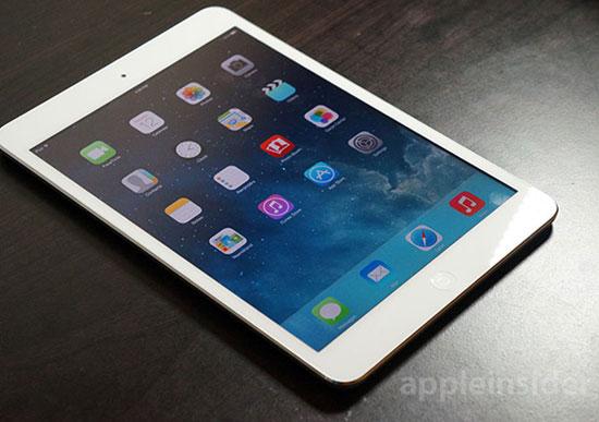 iPad Mini Retina - тест - обзор - бенчмарк - процессор - ремонт