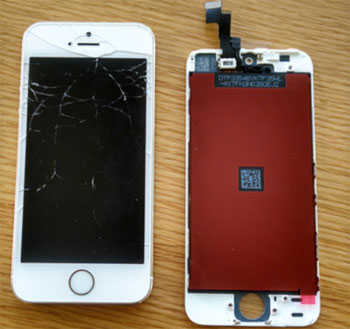 Как заменить экран на смартфоне iPhone 5S своими руками - инструкция