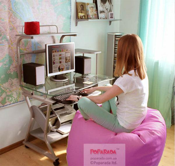 Прикольное кресло-мешок для общаги - где купить - цена - подарок