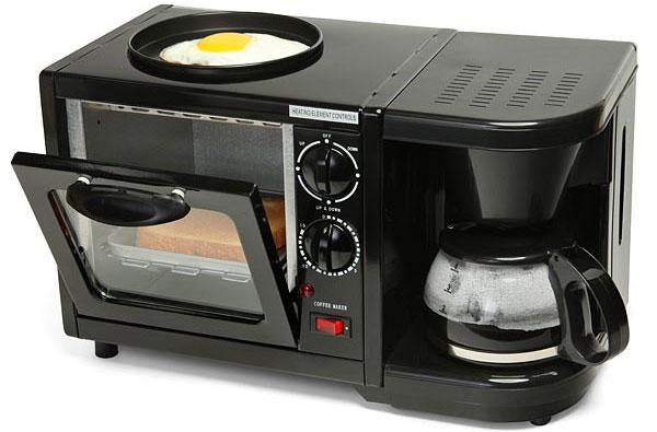 Прибор для приготвления завтраков - 3 в 1 - обзор - цена где купить